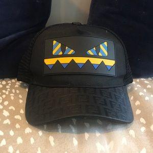 Fendi monster hat